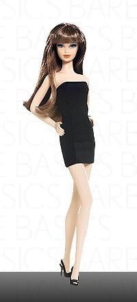 Barbie Basics nr.03 - Edição 2010  - Hobby Lobby CollectorStore