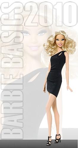 Barbie Basics nr.06 - Edição 2010  - Hobby Lobby CollectorStore