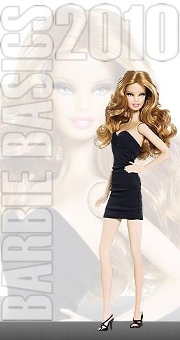 Barbie Basics nr.07 - Edição 2010  - Hobby Lobby CollectorStore