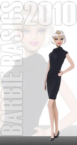 Barbie Basics nr.09 - Edição 2010  - Hobby Lobby CollectorStore