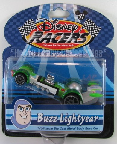 Disney Racers - Buzz Lightyear  - Hobby Lobby CollectorStore