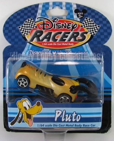 Disney Racers - Pluto