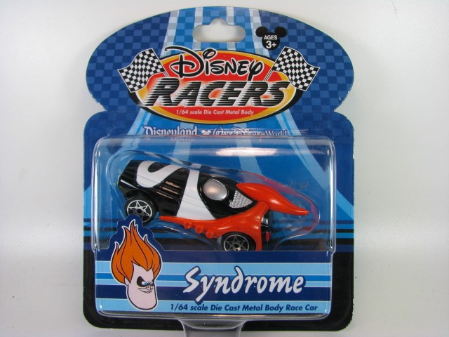 Disney Racers - Syndrome  - Hobby Lobby CollectorStore