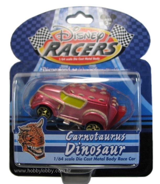 Disney Racers - Carnotaurus Dinosaur