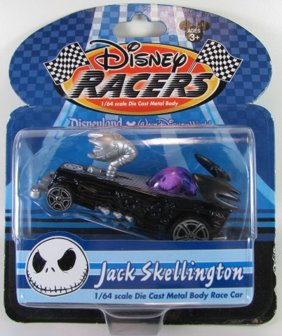 Disney Racers - Jack Skellington  - Hobby Lobby CollectorStore