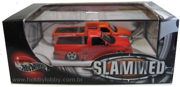 Hot Wheels 100% - Collector Set - Slammed