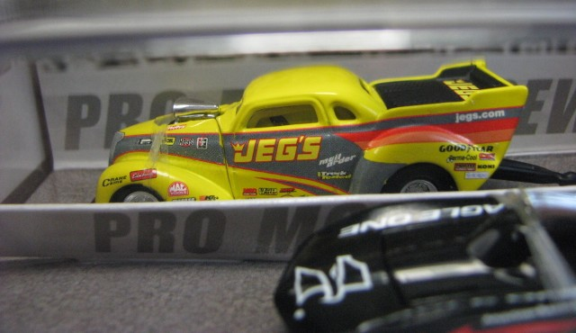 Hot Wheels 100% - Collector Set - Hot Rod Magazine - Pro-Mods - Hobby Lobby CollectorStore