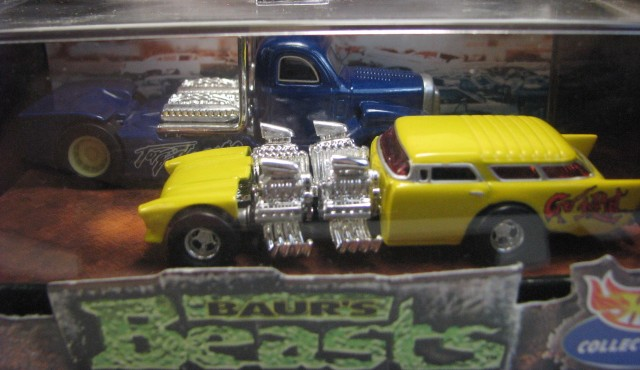 Hot Wheels 100% - Collector Set - Baur´s Beast - Hobby Lobby CollectorStore