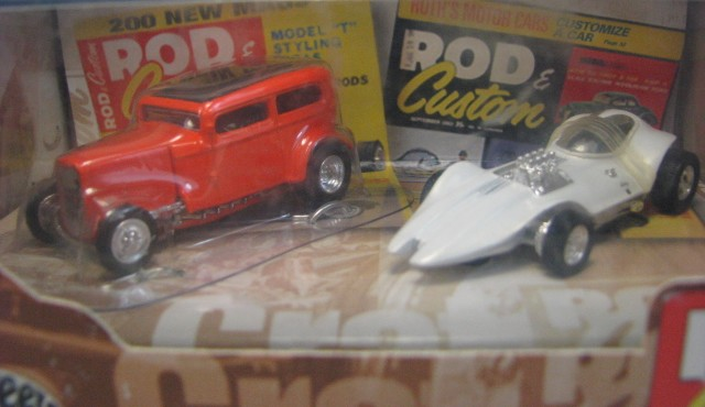 Hot Wheels 100% - Collector Set - Rod & Custom  - Hobby Lobby CollectorStore