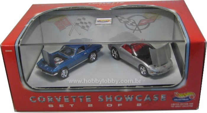 Hot Wheels 100% - Collector Set - Corvette Showcase 2/2