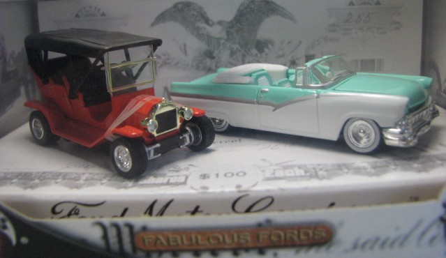 Hot Wheels 100% - Collector Set - Fabulous Ford  - Hobby Lobby CollectorStore