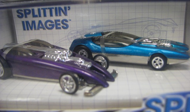 Hot Wheels 100% - Collector Set - Splittin