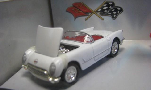 Hot Wheels 100% - Collector Set - Corvette Showcase 1/2  - Hobby Lobby CollectorStore