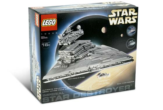 Lego Star Wars - Imperial Star Destroyer - Ultimate Collector Series [ref.:10030]