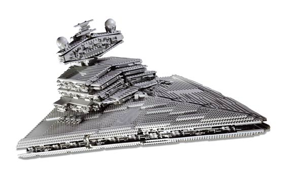 Lego Star Wars - Imperial Star Destroyer - Ultimate Collector Series [ref.:10030]  - Hobby Lobby CollectorStore