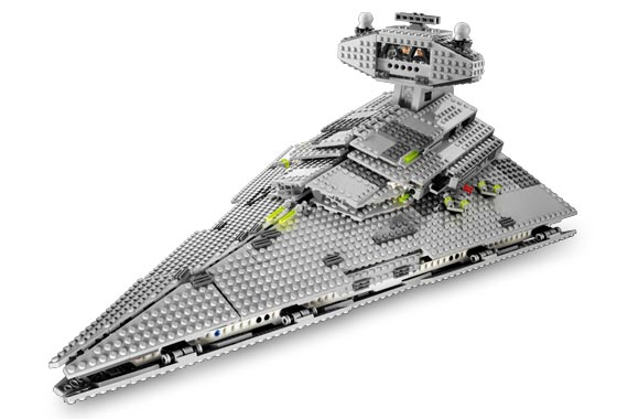 Lego Star Wars - Imperial Star Destroyer - Ref.:6211  - Hobby Lobby CollectorStore