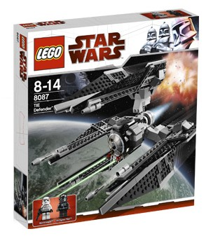 Lego Star Wars - Tie Defender [ref:8087]
