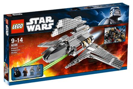Lego Star Wars - Emperor Palpatine´s Shuttle