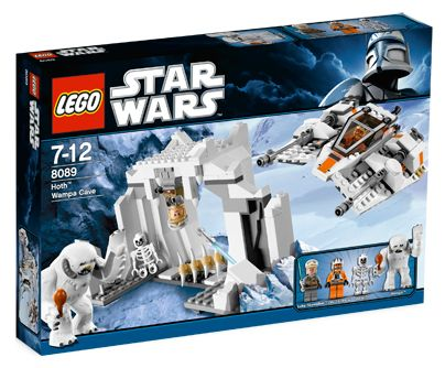 Lego Star Wars - Hoth Wampa Cave - Ref.:8089  - Hobby Lobby CollectorStore
