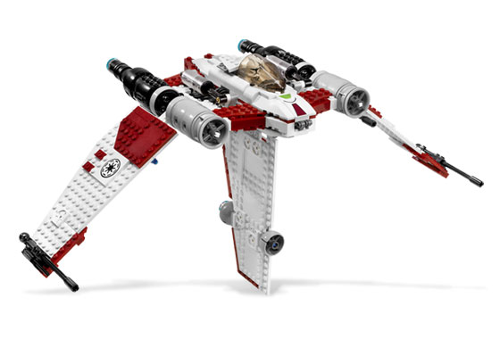Lego Star Wars - V-19 Torrent - Ref.:7674 - Hobby Lobby CollectorStore