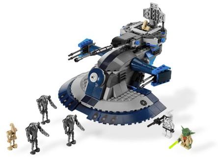 Lego Star Wars - Separatist AAT - Ref.: 8018  - Hobby Lobby CollectorStore