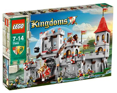 Lego Kingdoms - Castelo do Rei - Ref.:7946
