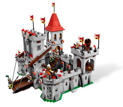 Lego Kingdoms - Castelo do Rei - Ref.:7946  - Hobby Lobby CollectorStore