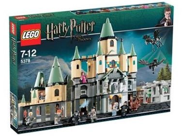 Lego Harry Potter - Hogwarts Castle - Ref: 5378  - Hobby Lobby CollectorStore