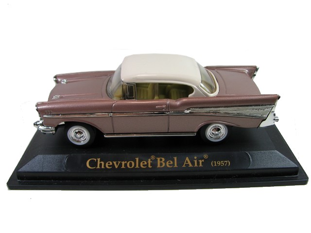 Yatming - Chevrolet Bel Air (1957)  - Hobby Lobby CollectorStore