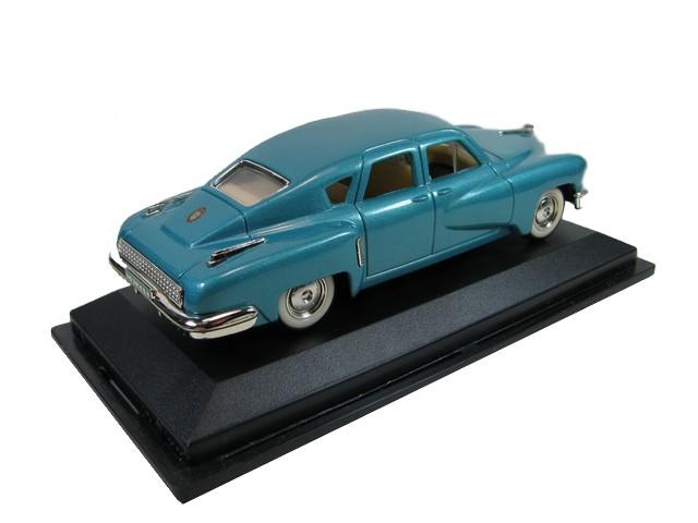 Yatming - Tucker Torpedo (1948)  - Hobby Lobby CollectorStore