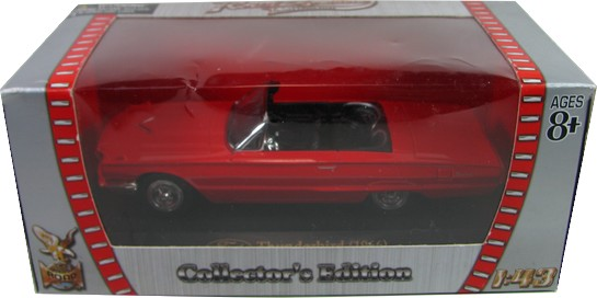 Yatming - Ford Thunderbird (1966)  - Hobby Lobby CollectorStore