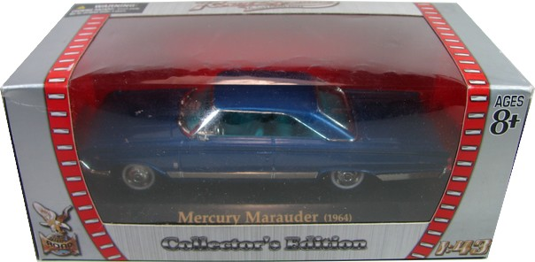 Yatming - Mercury Marauder (1964)  - Hobby Lobby CollectorStore
