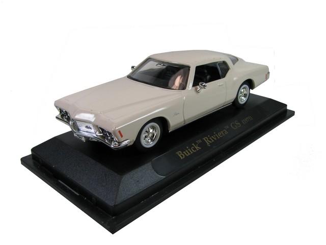 Yatming - Buick Riviera GS (1971)