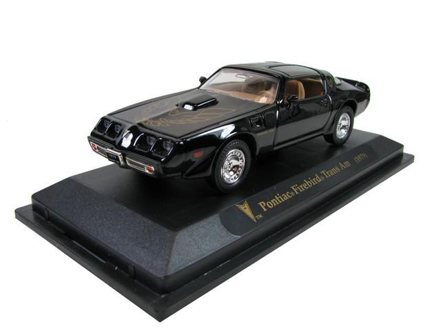 Yatming - Pontiac Firebird Trans Am (1979)