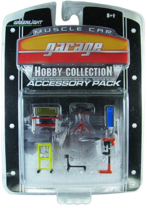 Greenlight - Accessory Pack  - Hobby Lobby CollectorStore