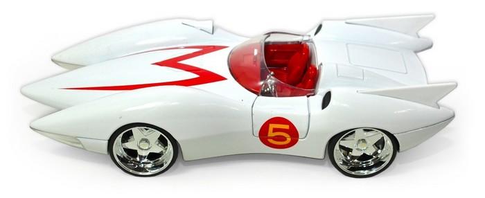 Jada Toys - Speed Racer - Mach 5  - Hobby Lobby CollectorStore