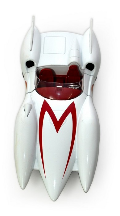 Jada Toys - Speed Racer - Mach 5  - Hobby Lobby CollectorStore