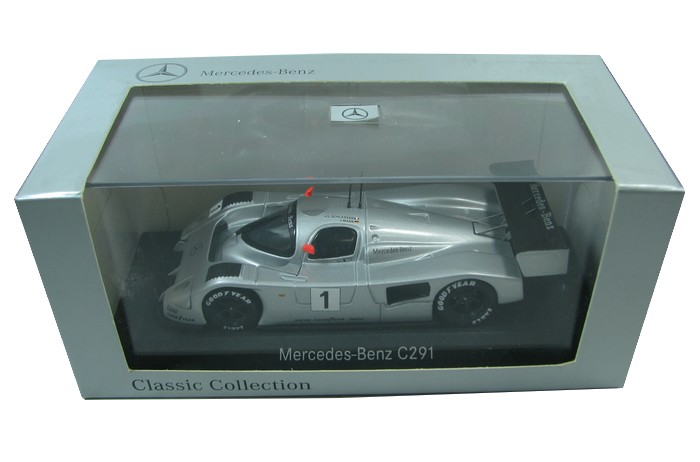 Mercedes-Benz C291 - Hobby Lobby CollectorStore