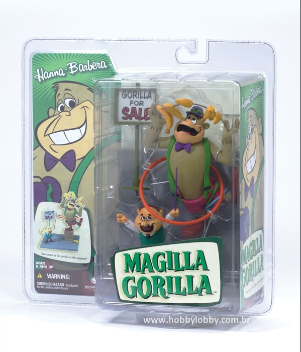 McFARLANE TOYS - MAGUILA GORILLA  - Hobby Lobby CollectorStore