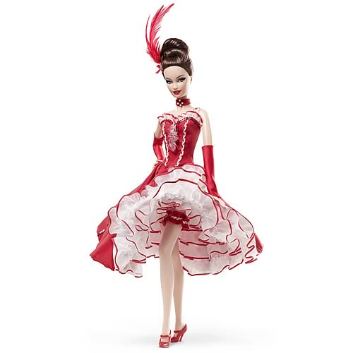 Barbie Collector - Moulin Rouge  - Hobby Lobby CollectorStore