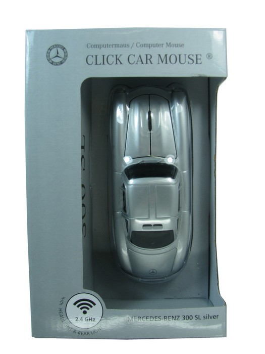 Mercedes-Benz 300 SL - Click Car Mouse