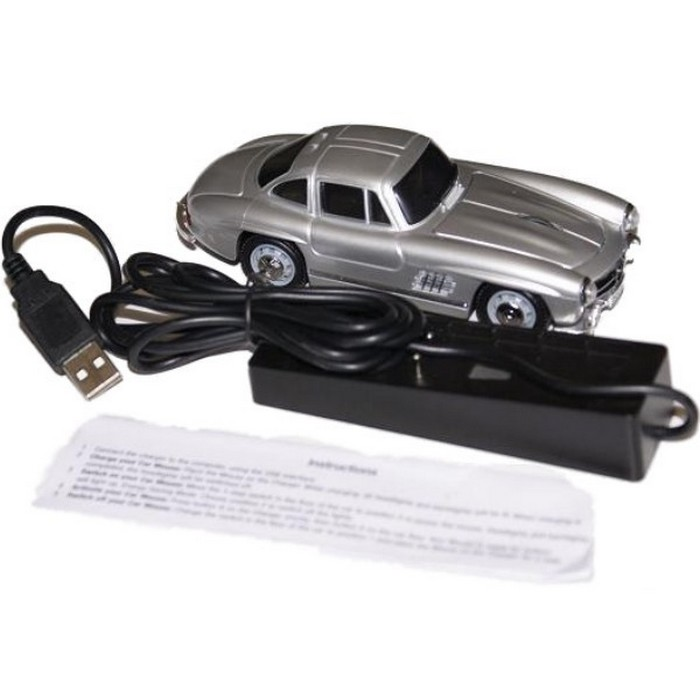 Mercedes-Benz 300 SL - Click Car Mouse  - Hobby Lobby CollectorStore