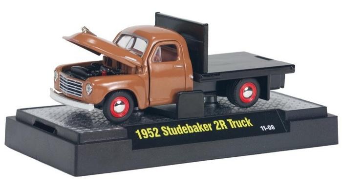 M2 Machine - 1952 Studebaker 2R Truck  - Hobby Lobby CollectorStore