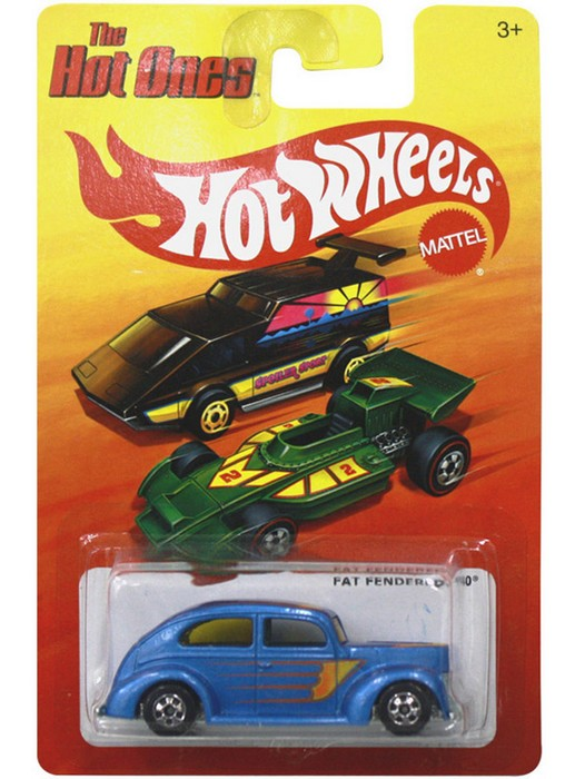 Hot Wheels - The Hot Ones - Fat Fendered ´40