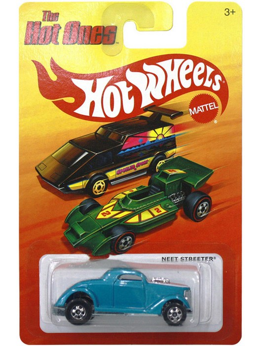 Hot Wheels - The Hot Ones - Neet Streeter