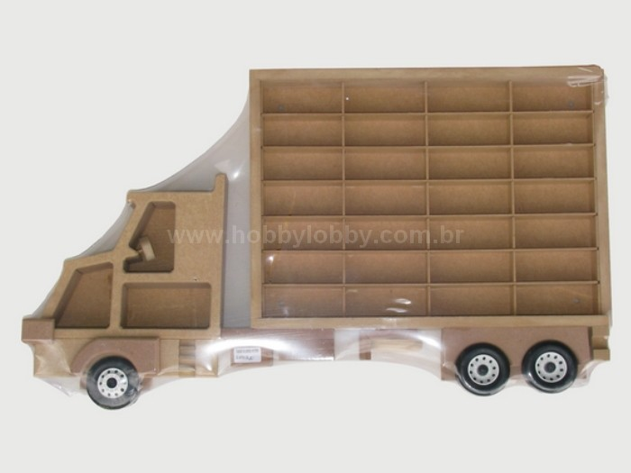 #28 Truck Diecast Display Case  - Hobby Lobby CollectorStore
