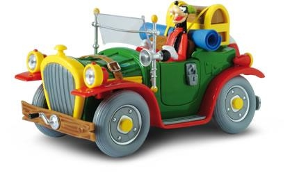 Motorama - Disney Clássicos - Carro do Pateta  - Hobby Lobby CollectorStore