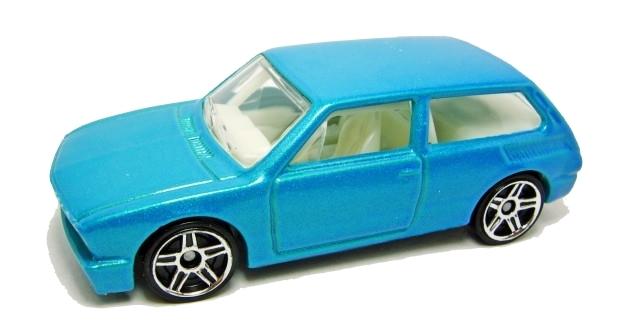 Hot Wheels - Coleção 2011 - Volkswagen Brasilia [azul]  - Hobby Lobby CollectorStore
