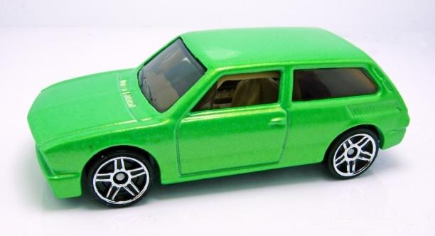 Hot Wheels - Coleção 2011 - Volkswagen Brasilia [verde]  - Hobby Lobby CollectorStore