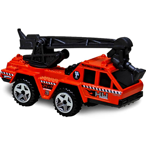 Hot Wheels - Coleção 2010 - Flame Stopper - Hobby Lobby CollectorStore